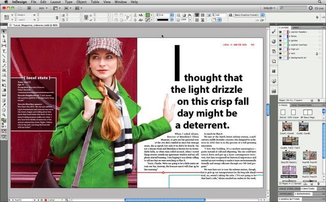 indesign-平面设计-课程介绍-课程介绍-清美it电脑图片